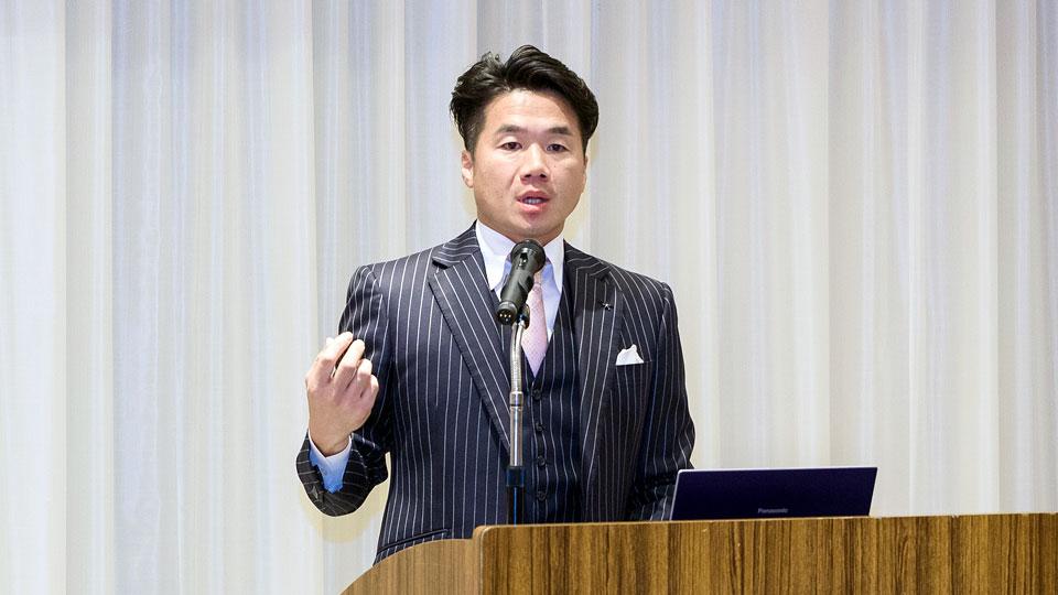 代表取締役本田卓也